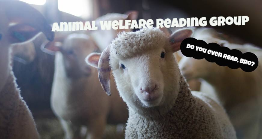 Animal Welfare Reading Group